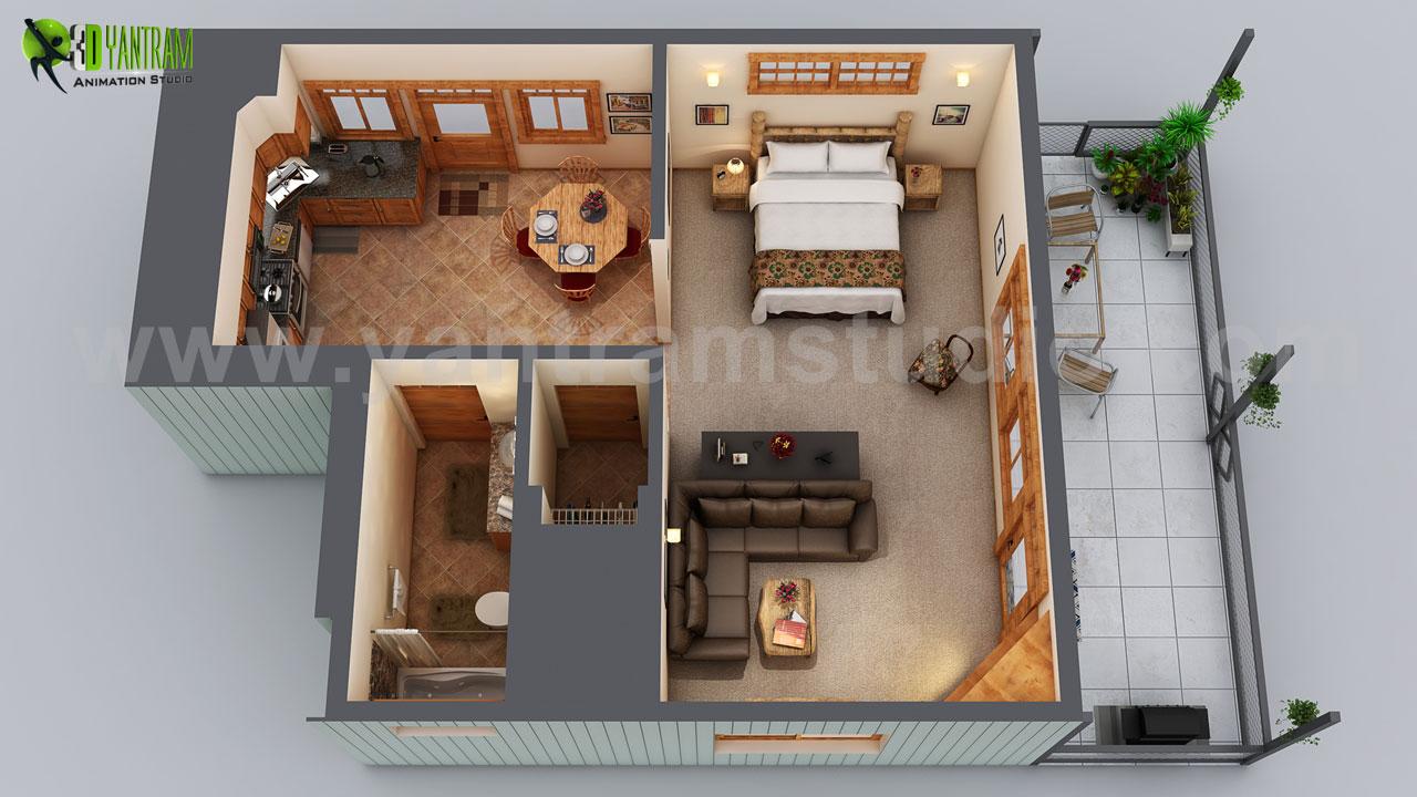 Small House Floor Plan Design | Yantramstudio