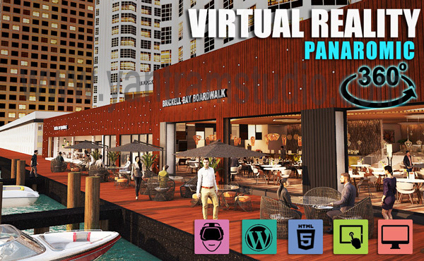 Interactive Panoromic Virtual Tour By Yantram Virtual Reality Developer - Brussels, Qatar - VR Realstate marketing-oriented website that is well designed with calls to action can literally catapult your real estate business by yantramstudio
