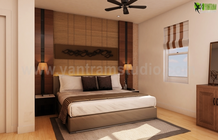Have a Look of Modern Bedroom Design Ideas for Home - interior design for home by yantramstudio