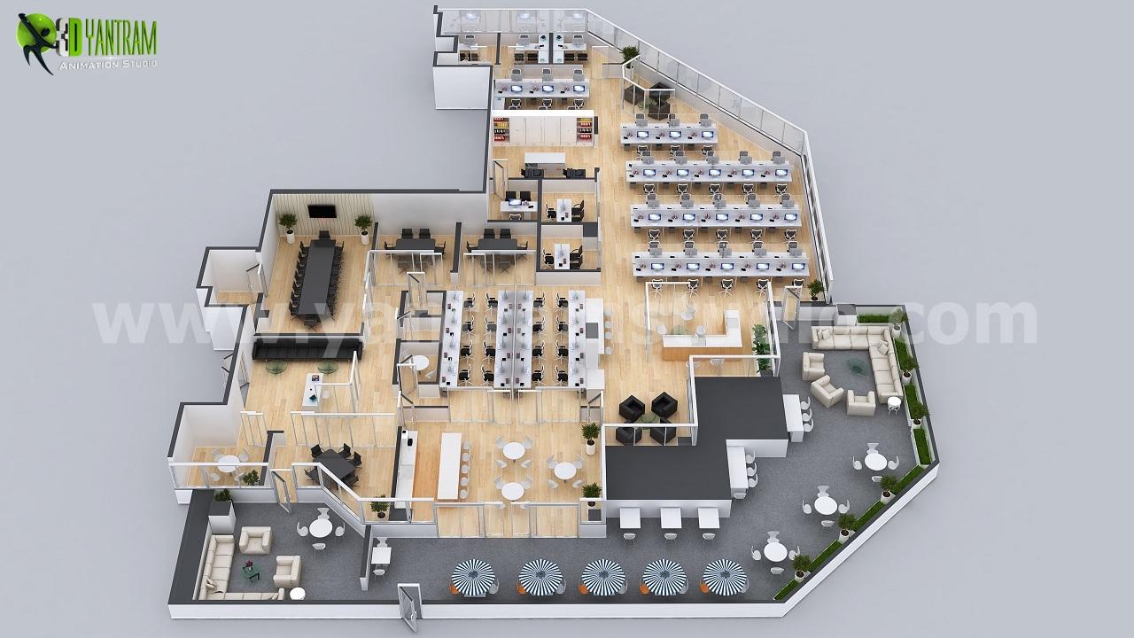 Interactive 3d Virtual Floor Plan Yantramstudio