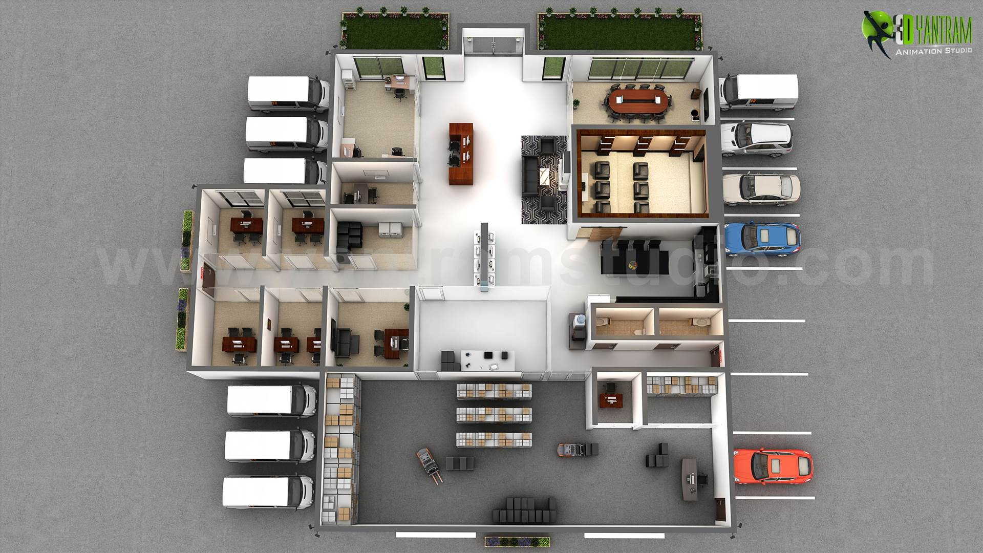 Floor plan design companies for office architecture 3d - Office floor plan design software ...