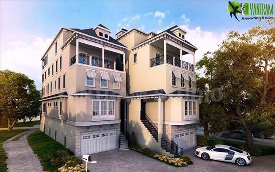 Spark Creativity For Beautiful Houses Exterior Design Ideas, Yantram Architectural Design Studio has a very Innovative collection of Architectural Design London.Visit: http://www.yantramstudio.com/3d-architectural-exterior-rendering-cgi-animation.html
