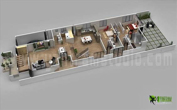 We Expertise in 3D Floor Plan Design For Modern Home, 3D Floor Plan Creator, 3D floor Design, 3D Home Floor Plan Design.