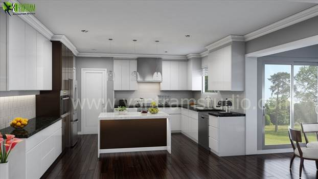 Modern Kitchen Interior Design. We have collection of stylish and modern interior design ideas for your kitchen. Our Interior Design Studio has ideas of improvement for your kitchen to achieve the ideal look and feel how your desire kitchen looks before i