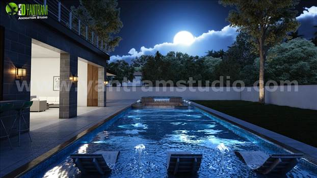 Project 160: Creative Home Walkthrough Animation Design