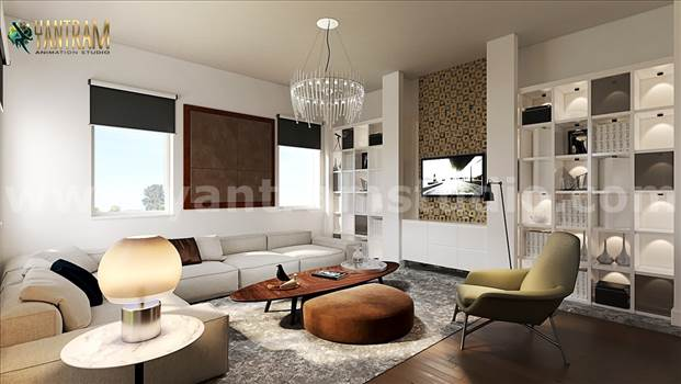 Impressive Residential Interior Design for Home - Project 845:- Residential Home Interior Design Ideas