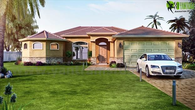 Exterior Rendering CGI Design - Architectural Exterior 3D Rendering, modeling, photorealistic, Illustrations – CGI Design with Yantram Animation Studio and visualize your property before it built. http://www.yantramstudio.com/3d-architectural-exterior-rendering-cgi-animation.html