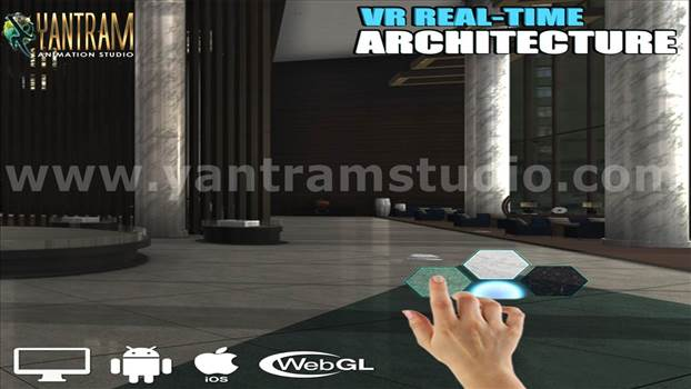 VR Real Time Application and 360 panoramic - Project 674:- VR Real Time Architectural and 360 panoramic of virtual reality developer 