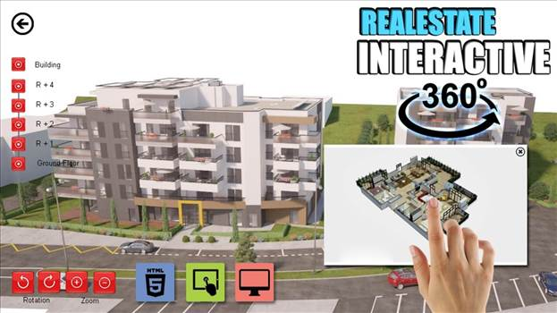 Real Estate VR App By Architectural Studio-Ohio-US - Project 5684 :-Real Estate Sales Tool Application Virtual Reality Apps Development 