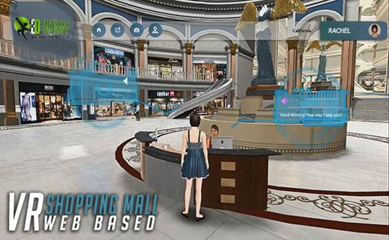 virtual reality application development companies design for real estate developer - Yantram studio