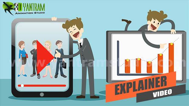 Animated Explainer Video using Motion Graphics - Project 92: Animated Explainer Video using Animated Motion Graphics 