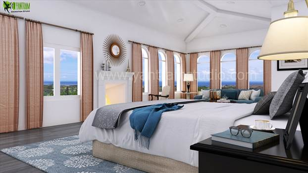 Master Bedroom Interior Design. Our Interior Design Studio has Expertise in Bedroom Design, Photorealistic Design, Interior modeling, Interior Design Services. We have collection of Elegant and Modern interior design ideas for your home. We are expert in