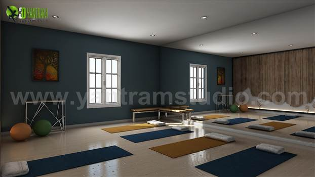 Here are her top five tips to create an inexpensive yoga sanctuary at home. Only include items that are functional or beautiful.