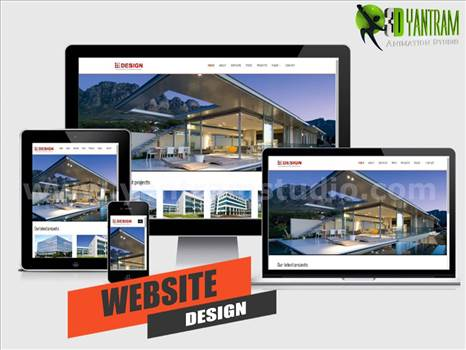 Website Design / Development Services - Project 145: Real Estate Website Design
