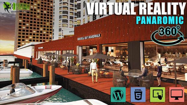 360 VR Web Based Application development - Project 34: Virtual Reality Web-Based App 