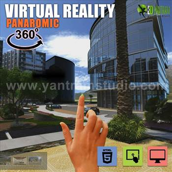 360° VR Interactive Panoramic Video Developed - Project 120: 360° Web-Based Virtual Reality Panoramic Video 
