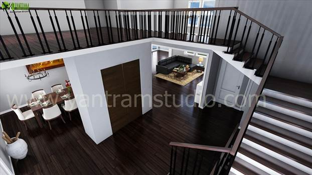 Modern Living Room Interior Stairs Design View, Our collection of trendy and modern interior design ideas for Interior Stairs Design View, 3D Interior Rendering Services Mexico, 3D Interior Visualization Germany, 3D Interior Rendering Australia, 3D Interi