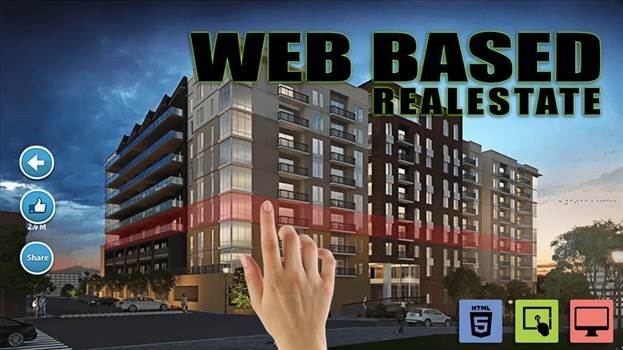 Webbase Real Estate by Virtual Reality Companies - Project 88 : Web Based Real Estate App